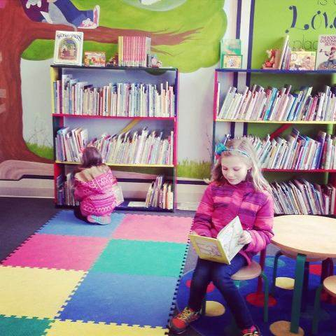 Charlin's Book Nook