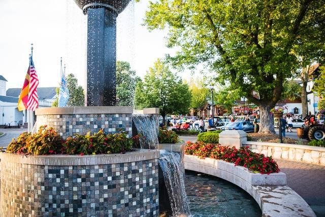 Gunzenhausen Platz Fountain