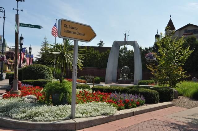 Veteran's Memorial/Willkommen Park
