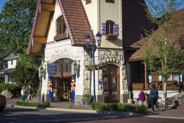 Bavarian Inn Castle Shops