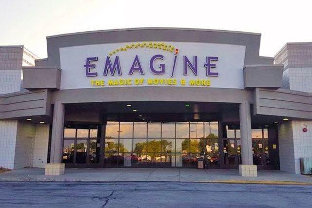 Emagine Theatre Birch Run
