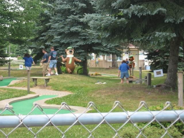 Frankenmuth Jellystone Park Camp-Resort