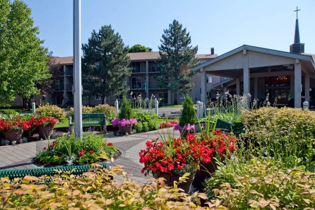 Winter Village - A Holiday Retirement Community