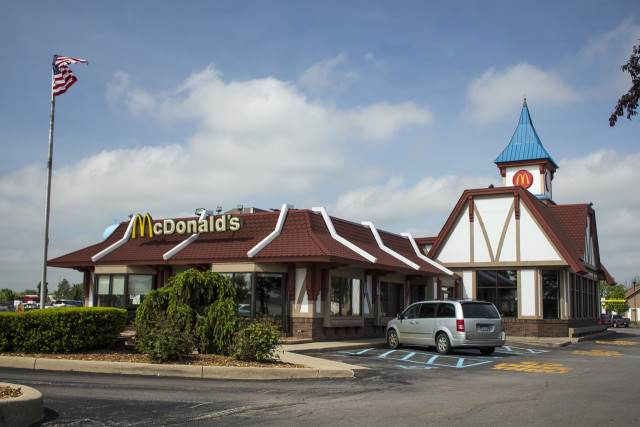 McDonald's of Frankenmuth