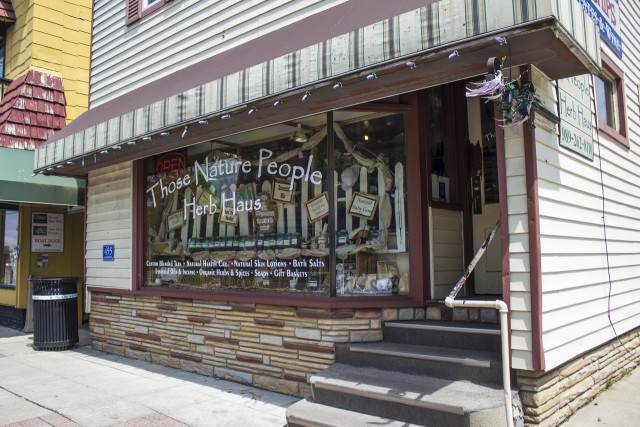Those Nature People Herb Haus