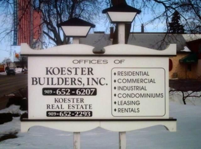 Koester Builders-Real Estate-Rentals