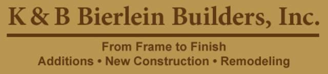 K & B Bierlein Builders, Inc.