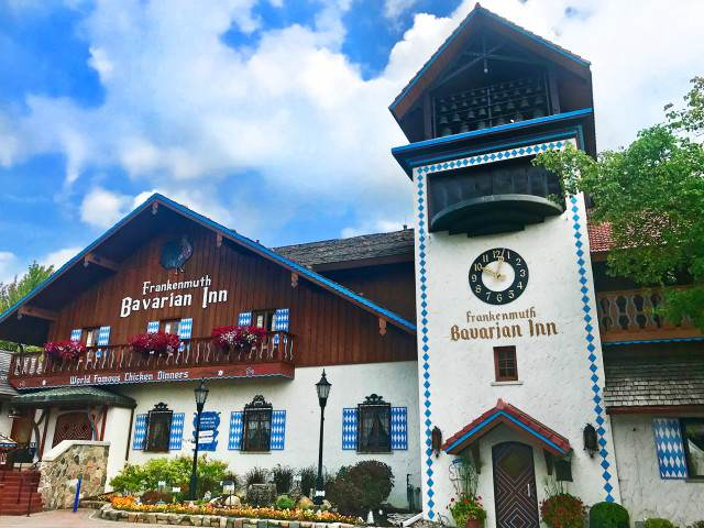 Bavarian Inn Restaurant
